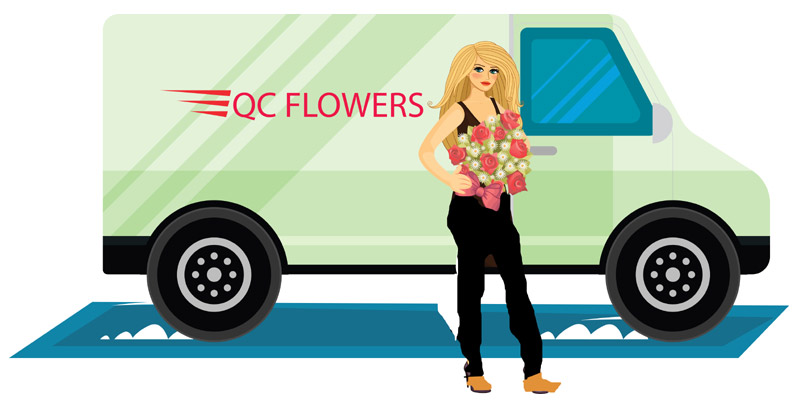 Order Flowers for your business in Plymouth