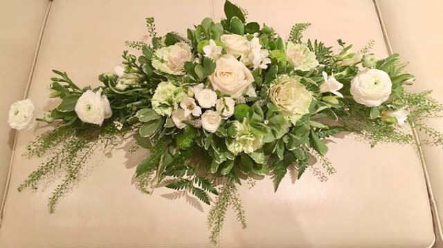 Wedding Flower Rental Plymouth