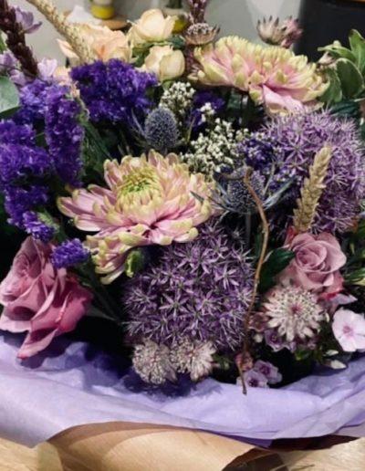 Doris the Florist Fresh Flowers Plymouth