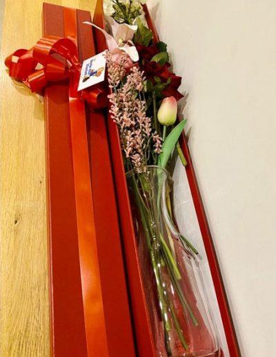 Doris the Florist Faux Flowers Plymouth
